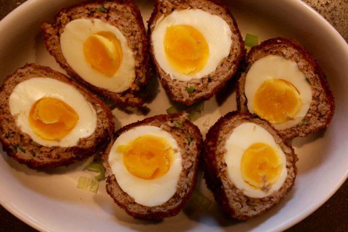 Gluten Free Mexican Turkey Scotch Eggs: 3ten.ca