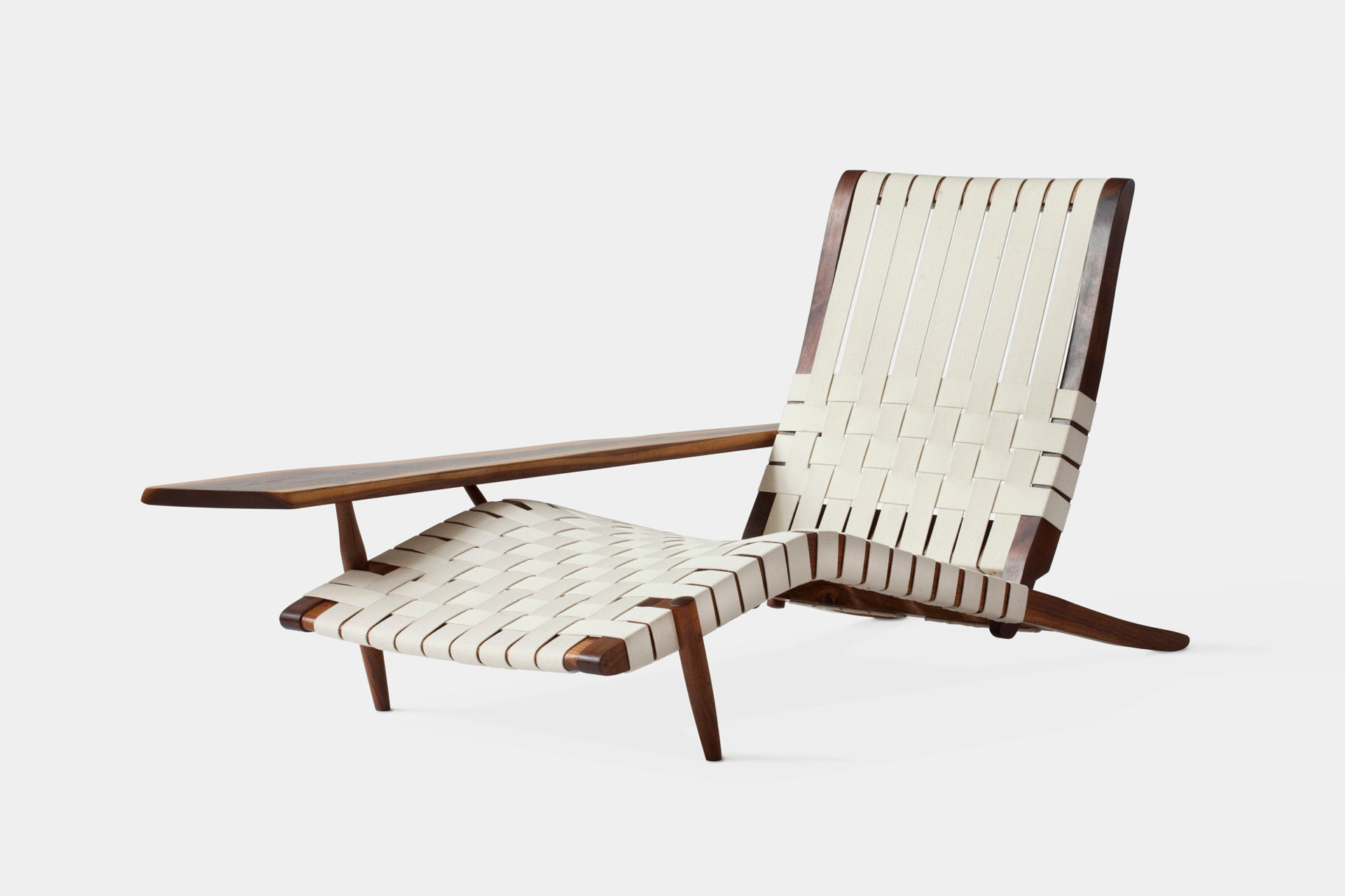Long Chair George Nakashima Woodworkers