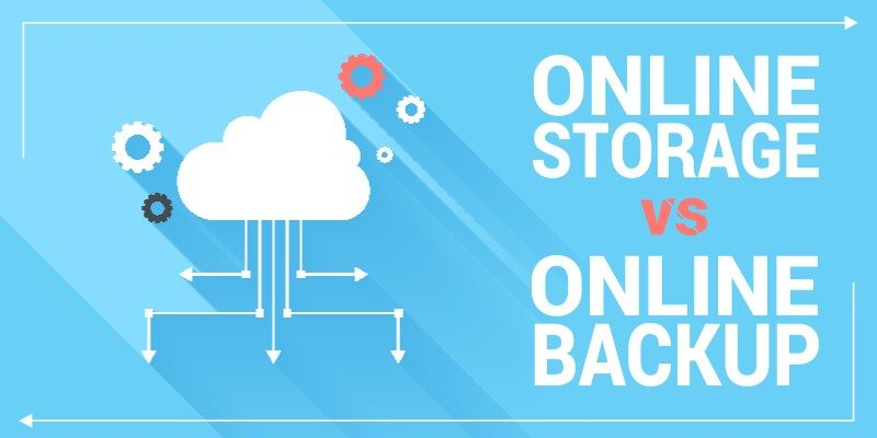 Cloud Storage vs Online Backup What\u0027s The Difference?