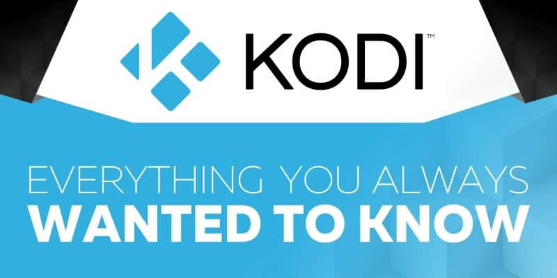 Kodi Guide Everything You Always Wanted to Know