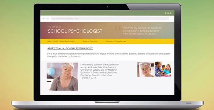 SJVC Rolls Out Video Resume  Portfolio Tool for Students