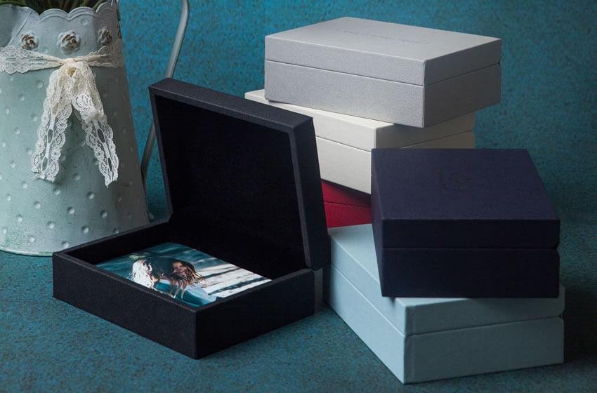 Premium Colors 4x6 Print Boxes for Photographers 3XM