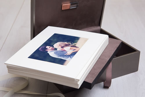 Folio Boxes, USB and Print Presentation Products for Photographers 3XM