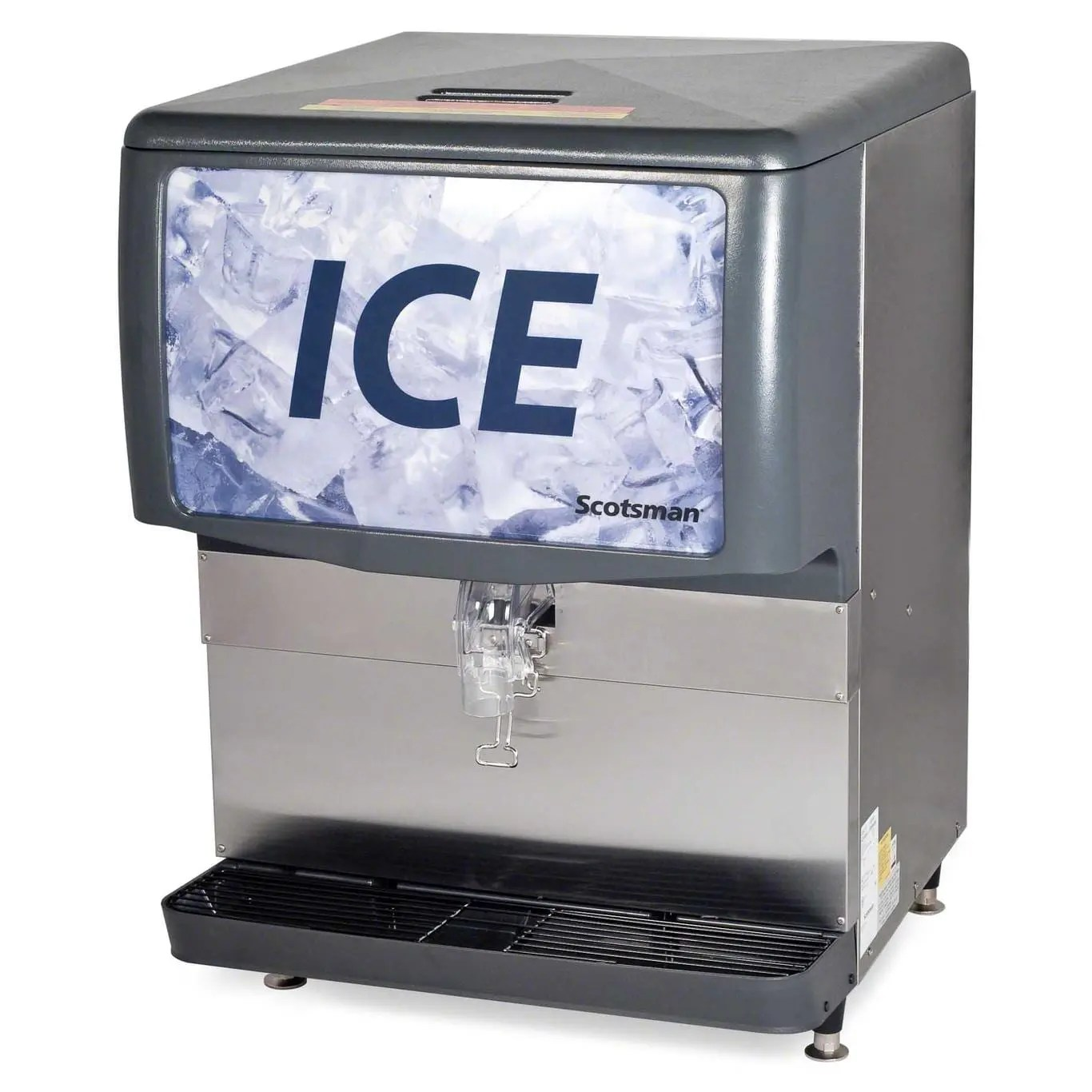 Countertop Ice Machines Find Buy Or Rent Ice Makers For Business