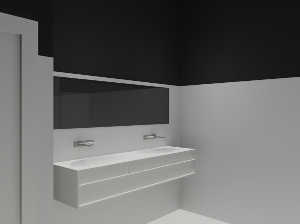 3d Simulatie Interieur 4-mail [ Architect Kurt Vandenbogaerde ]