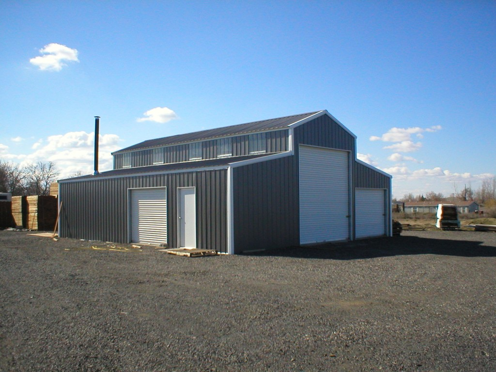 Barn Metal Steel Buildings 4 Outdoor