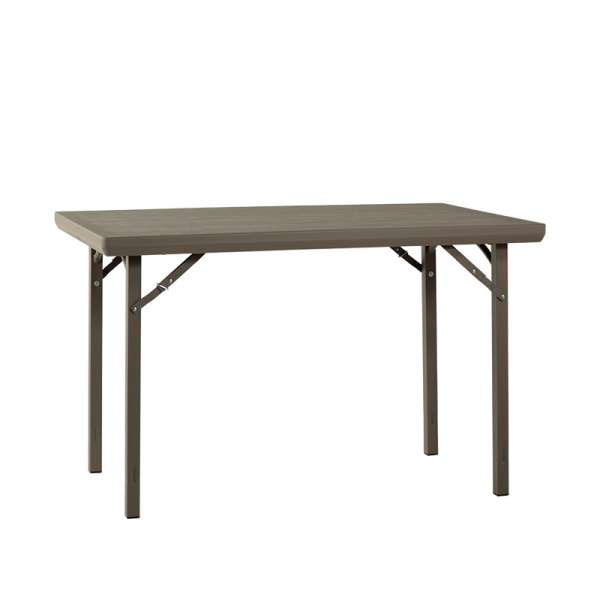 Table Pliante En Plastique Table Pliante Rectangulaire En Plastique - Xl Premium | 4