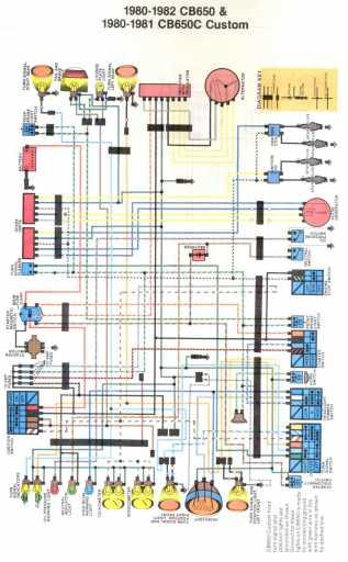 Cb650 Wiring Diagram - Wiring Diagrams