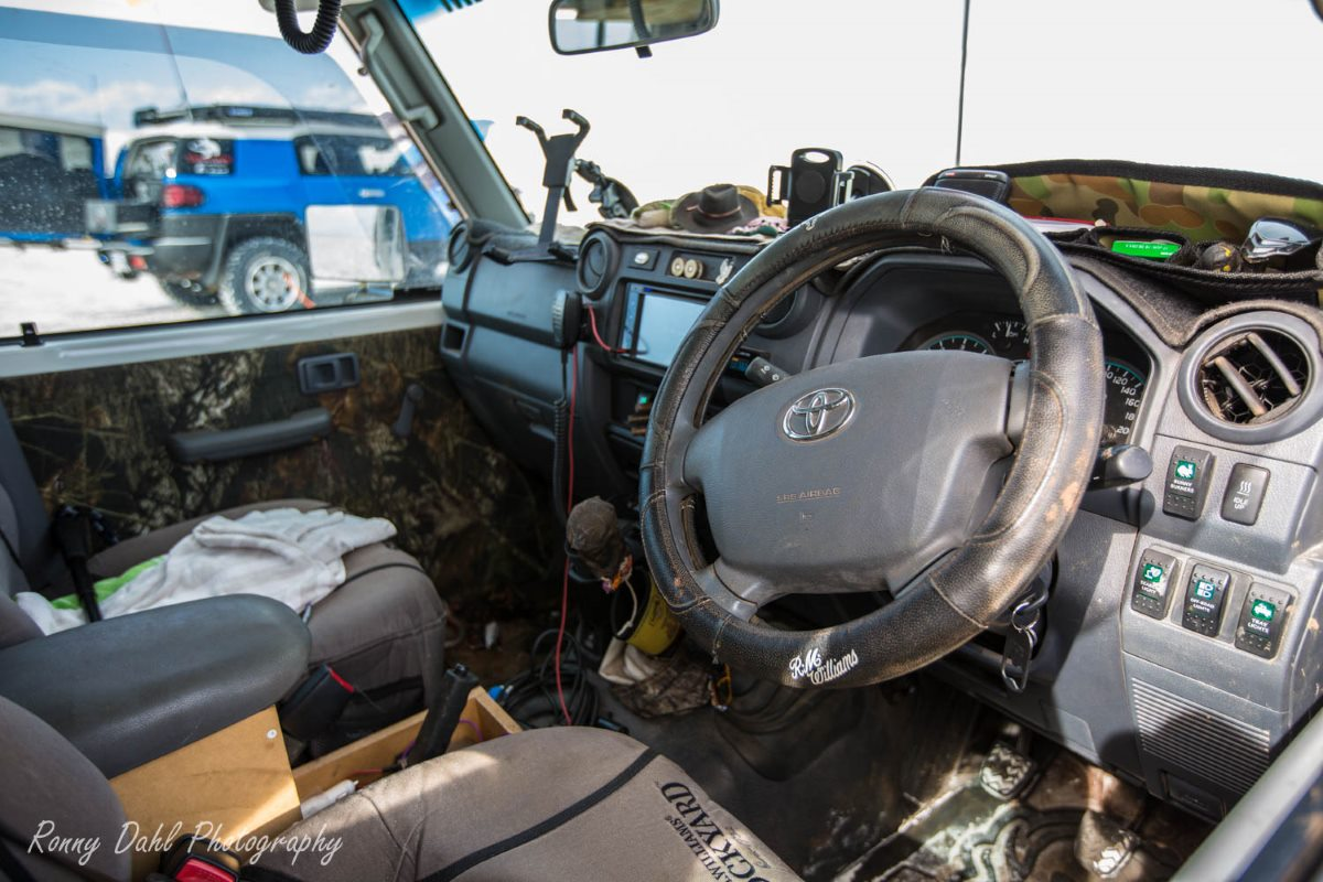 79 Toyota Landcruiser Dual Cab Workmate Modified