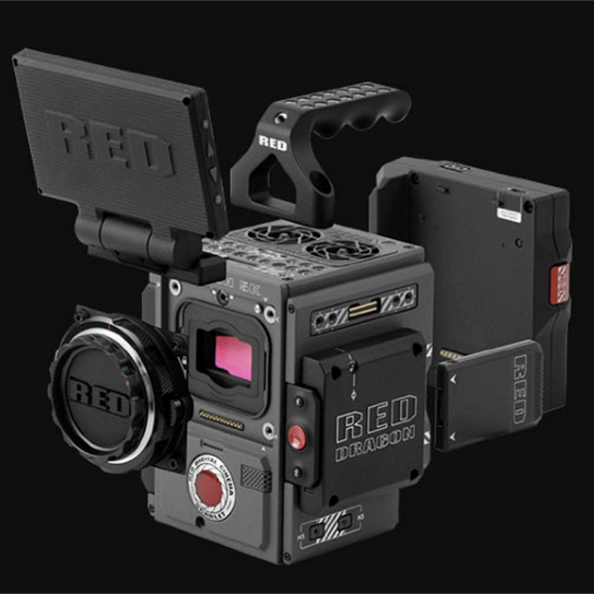Red Raven Specs Red Scarlet W And Scarlet W Monochrome Unveiled Shipping