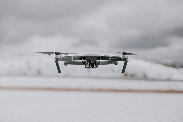 US Army abruptly stops using DJI drones due to u0027cyber - army memo