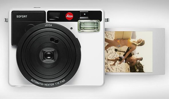 Leica Sofort instant camera officially announced ahead of Photokina