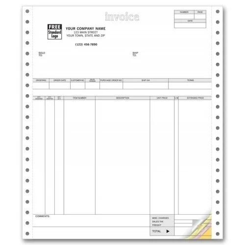 Computer Bill Printing Service - Computer Bill Printing Service