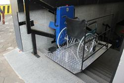 Stair Lifts Wheelchair Lift Manufacturer From Chennai