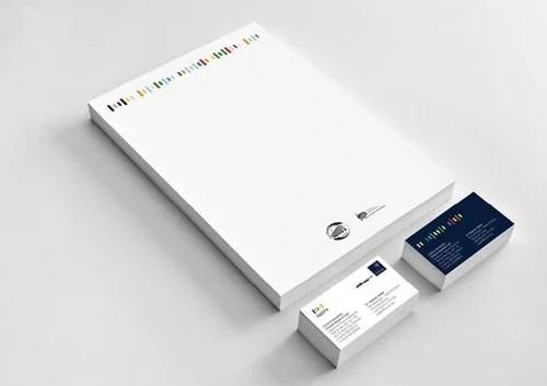 Letterheads Designing - Clinical Letterheads Design  Printing