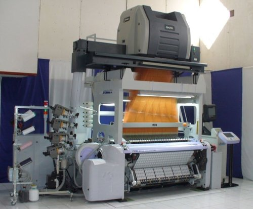 Cloth Supplier Manufacturer Woven Label Machine Used Branvalue Textile Llp