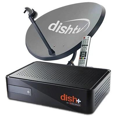 Dishtv Dish And Recorder Set Top Box at Rs 1200 /set Dish Tv Set