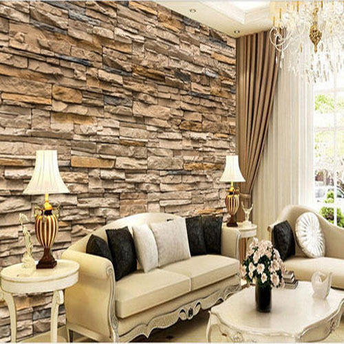 3d Fall Ceiling Wallpaper Living Room Wallpaper Interior Wallpaper Intro World