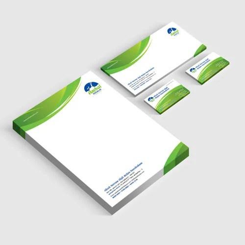 Letterhead Designing Services, Letterhead Printing Service - Shakthi