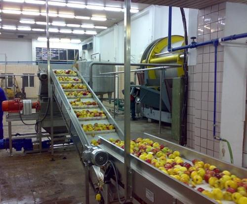 Beverages  Fruit Juice Processing Plant - Juice Processing