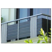 Aluminium Balcony Railing at Rs 300 /square feet ...