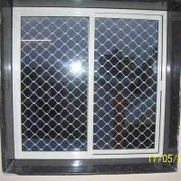 Manufacturer of Aluminium Windows With Grill & Aluminium ...