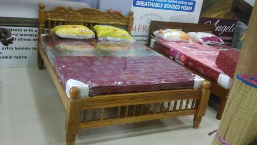 Best Teak Furniture Shop In Chennai Cot Bed & Heavy Teak Wood Cot Manufacturer From Chennai