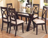 Fancy Dining Table at Rs 45000 | White Dining Table ...