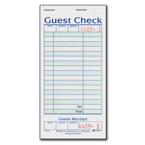 Hotel Printed Bill Book - View Specifications  Details of Invoice - Hotel Invoice