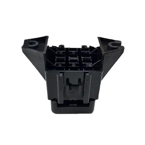 Fuse Box Base - 6 Way Fuse Box Black Color Manufacturer from New Delhi