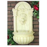 Outdoor Wall-mounted Fountains Styles - pixelmari.com