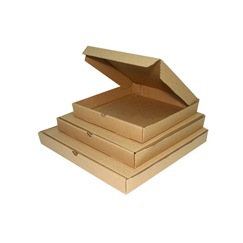 Pizza Boxes - 10 Inch Pizza Box Retailer from Thane