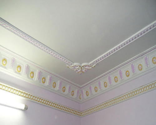 P O P Fall Ceiling Wallpaper Modular Ceiling Pop Cornice Plaster Ceiling Manufacturer