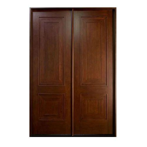 double door front