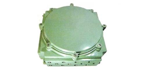 Hazardous Electrical Equipments Flameproof Junction Box