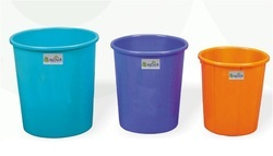 Plastic Dustbin Plastic Trash Cans Manufacturer From Rajkot