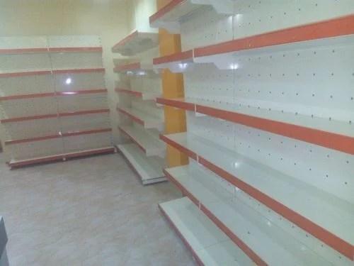 Wall Side Racks Retail Display Fixtures Retail Shelves