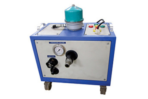 Portable Oil Centrifuging System - CBS Technology Pvt Ltd, Greater