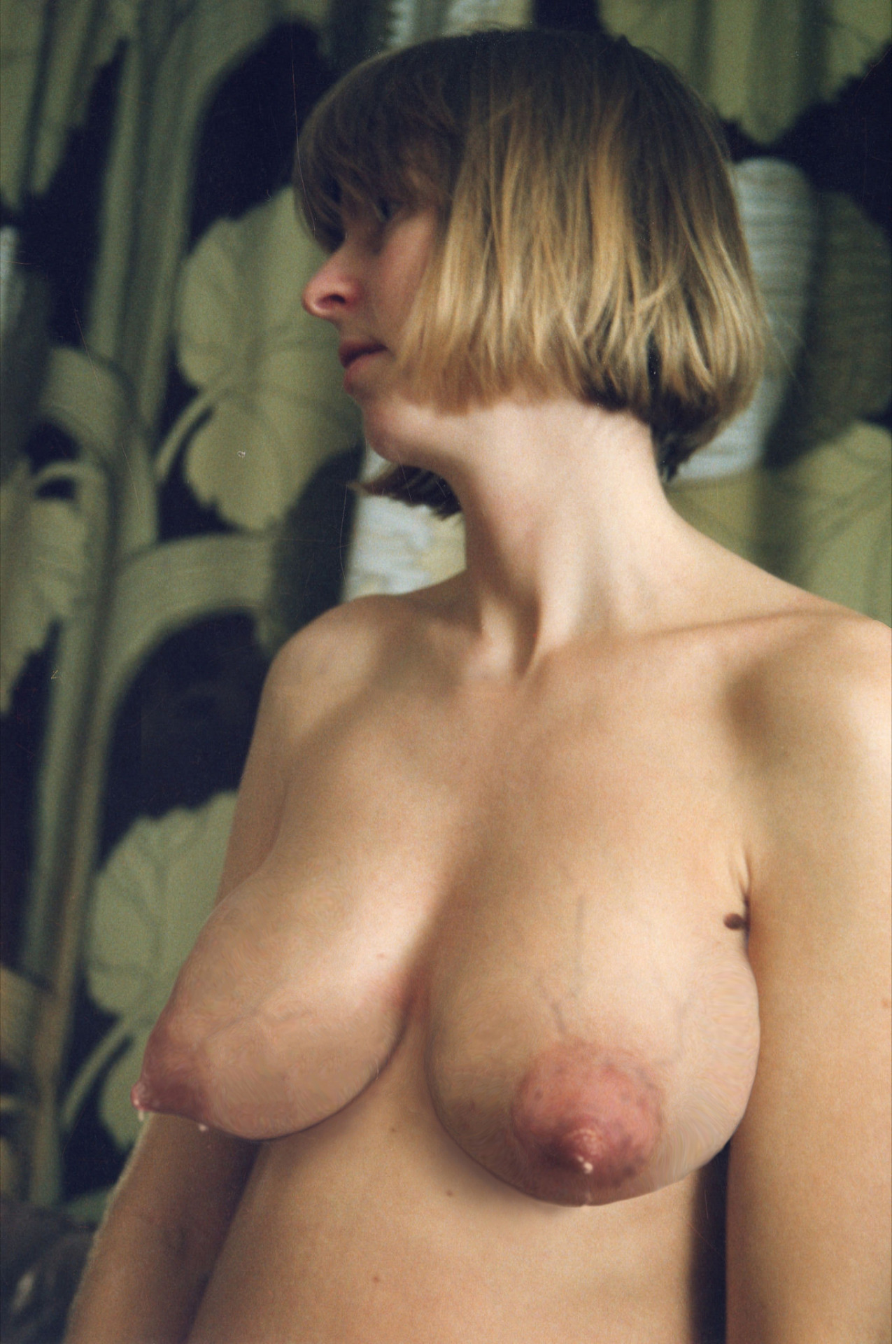 huge saggy tits