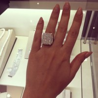 luxury diamonds nails nail art luxurious diamond diamond ...