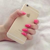 gold nail designs   Tumblr