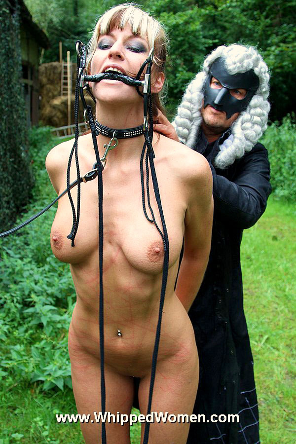 my pony girl bondage
