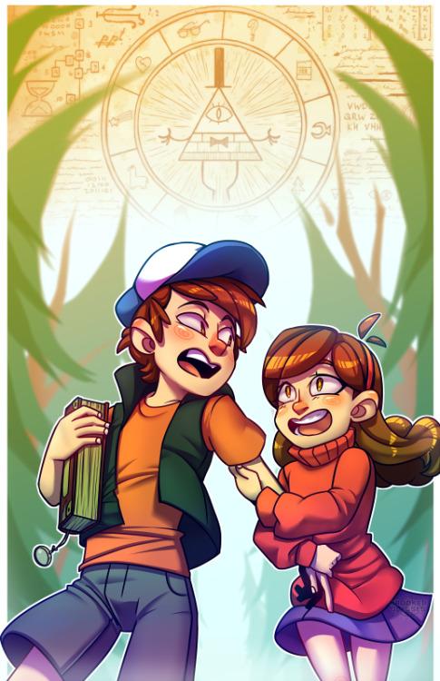 Gravity Falls Bill Cipher Pc Wallpaper Mable Tumblr