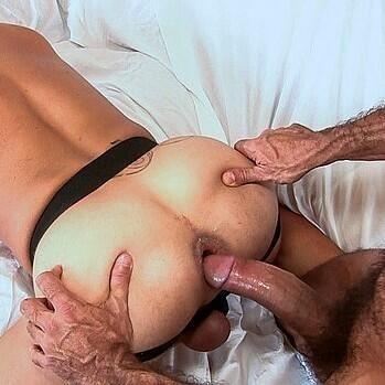 just naked old black men