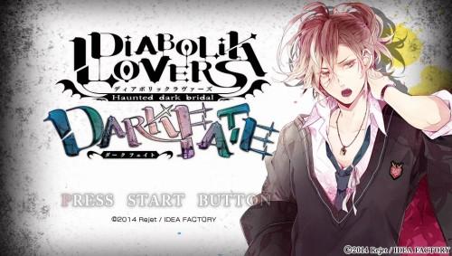 Summary Diabolik Lovers Dark Fate Mukami Yuma