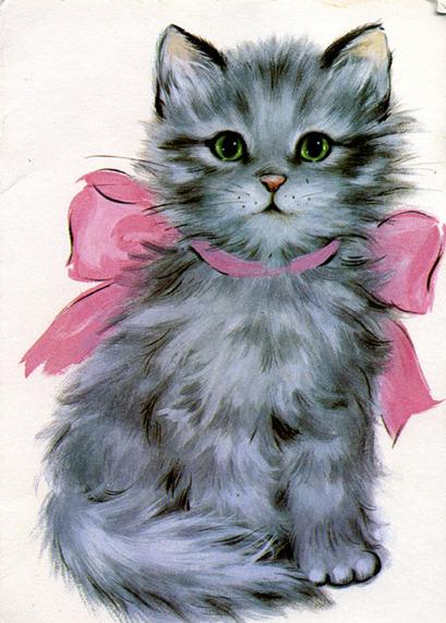 Cute St Patricks Day Wallpaper Vintage Cat Faces
