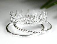 princess crown ring | Tumblr