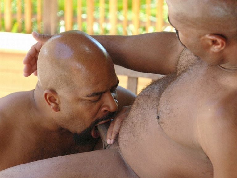 hairy black daddy tumblr