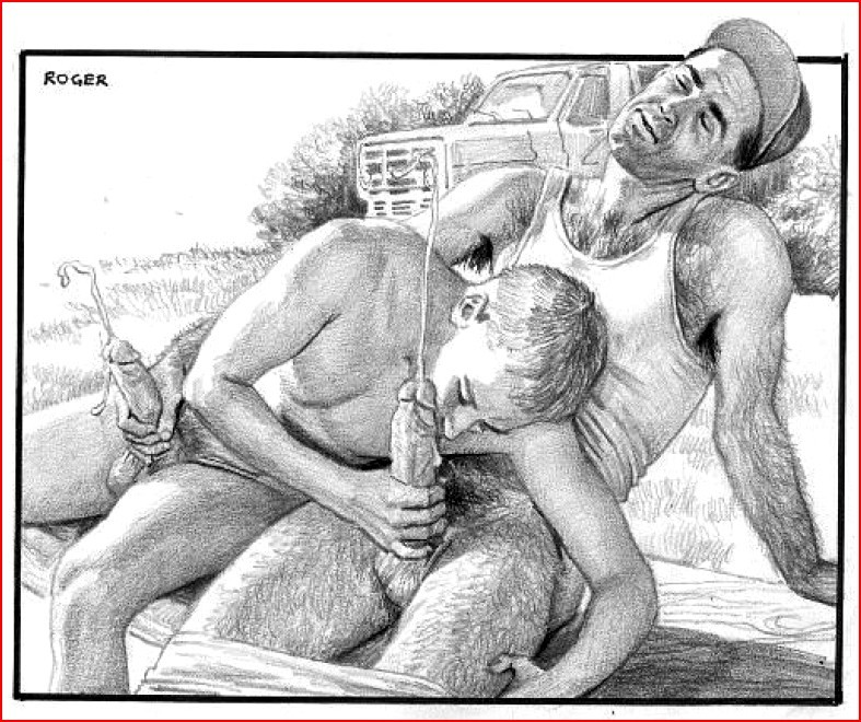 from Zaid gay pictures drawings roger payne adult
