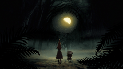 Why you should watch: Over the Garden Wall by dragoeniex on DeviantArt